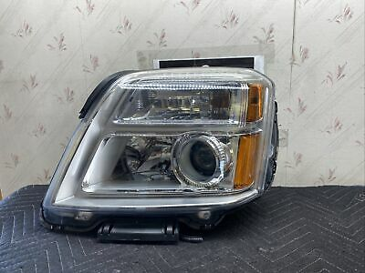 2010-2015 GMC Terrain Headlight Left LH Driver Halogen OEM