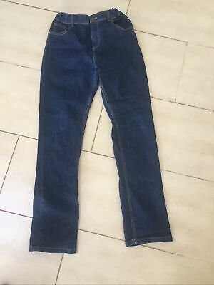 Marks & Spencer Blue Jeans Trousers Age 13 - 14 Years