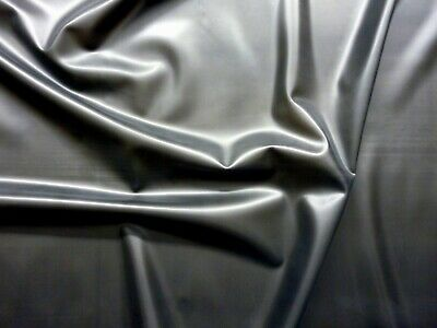 5 metres 92cm Wide,Pearlsheen Blue Latex Rubber 0.33mm Thick Seconds