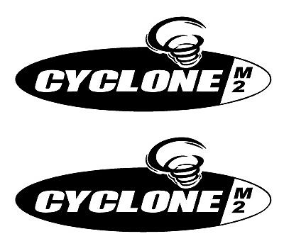 2 One pair Buell X1 Lightning Vinyl Decals Choose Your Color
