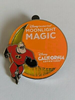 Incredible Pin The Incredibles New Disney Store Incredible Dad Father/'s Day Mr