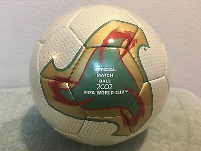 Animado filósofo Salida  ADIDAS FEVERNOVA WORLD Cup 2002 Ball Official Match Ball - $79.99 | PicClick