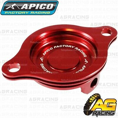 Apico Engine plug Honda CRF450 2017-2019 RED Timing Plug RED