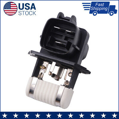 2.4L 2.0L Engine Cooling Fan Resistor 253854T000 ⭐GENUINE⭐ Tucson 2011-2015
