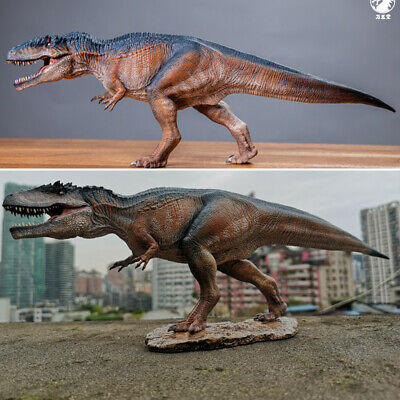1//35 Giganotosaurus Carolinii Dinosaurs Figure Resin Model In Stock