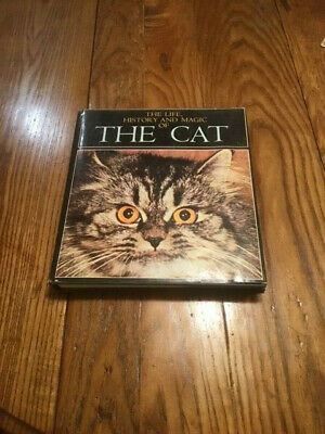 Cat book the complete history of the house cat .
