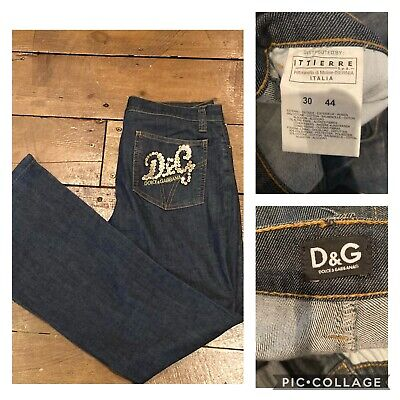 DOLCE /& GABBANA Made in ITALY Ittierre Authentic Designers Quality Men/'s Jeans