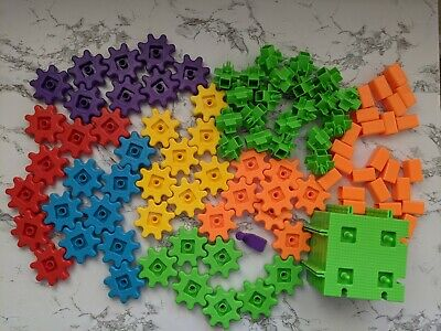 STEM building set 85 pieces Gears Gears Learning Resources Gears