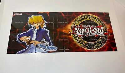 RARE Official Konami Yu-Gi-Oh Shadow Specters Shonen Jump Tin 2-sided Poster New