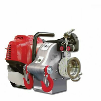 Portable Winch PCW4000 Gas-Powered Capstan Pulling Winch