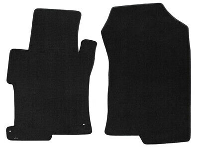 Lloyd Mats Honda Accord Sedan 2 PC Black Velourtex Mats (2013-ON) XXX620096