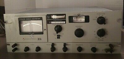 North Atlantic 301A Phase Angle Voltmeter A0443