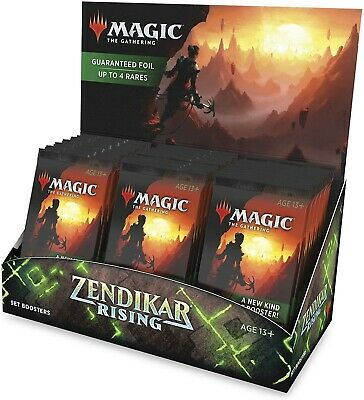 Booster Pack Factory Sealed Magic Core Set 2021 - AstarC Wares