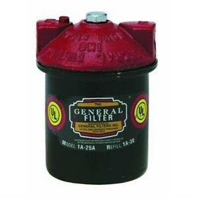 General Filters 1A-25B Fuel Oil Filters Replacement Cartridge