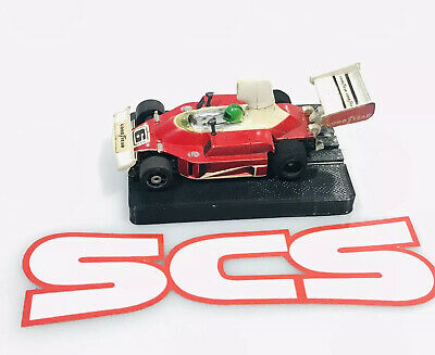G-PLUS HO Slot Car FRONT+REAR Wheels 8894 8893 WHT Details about  /4pc BTO Newly Made Aurora G