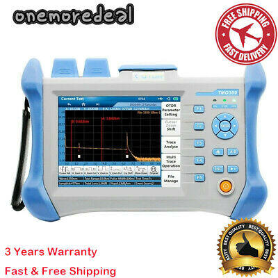 TMO300 1310/1550nm 32/30dB Compact OTDR Tester Optical Time Domain Reflectometer