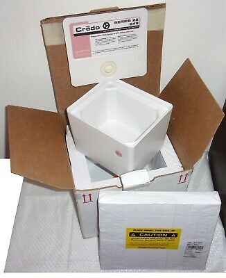 Credo Thermal Cube Series 22 [248] 2L (Golden Hour) Medical Blood Holder Shipper
