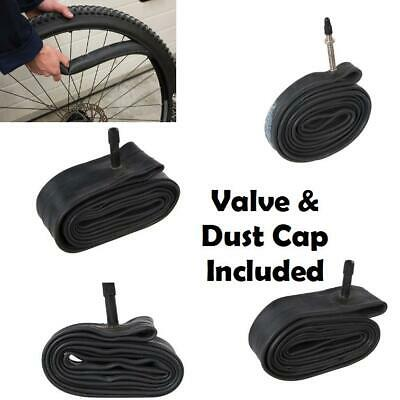 CLEARANCE S//L BICYCLE BIKE INNER TUBES WITH DUST CAPS BMX MOUNTAIN BIKES RACING