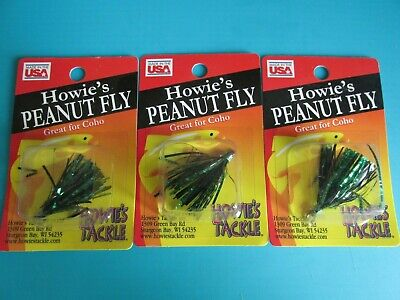 High Percentage Tourney Rigged Salmon Trolling Flies Pack Of Three Unrigged