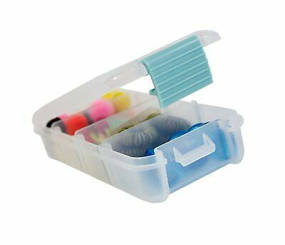 Creative Options 1309-82 Pro-Latch Mini Sideways Utility Organizer with 1 to 4 Adjustable Compartments