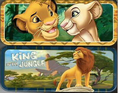New #42061 Disney The Lion King Pencil Topper and Pencil Vintage 90's