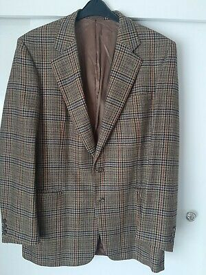 Mens Chester Barrie Saville Row Lambswool Jacket 42 Chest 40 00 Picclick Uk