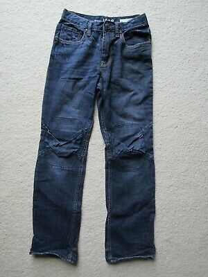 Gap boys blue slouch denim jeans age 12 years VGC
