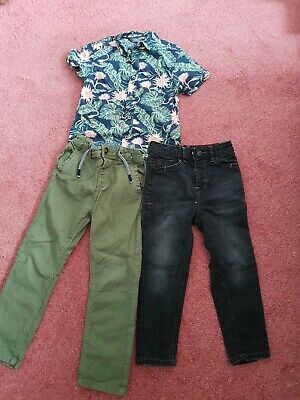 Boys bundle 3 to 4 years jeans/ shirt