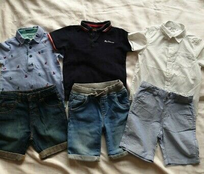 Boys Bundle Ted Baker, Ben Sherman, George, Primark and Tu Age 3- 4 Years 104cm