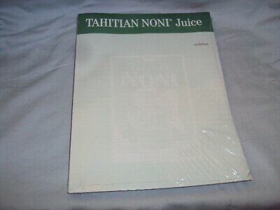 Morinda Tahitian Noni Juice Marketing Products Pad of Paper NEVER OPENED!  NEW!