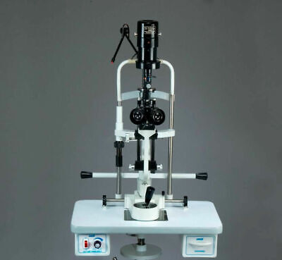 MIKO 2STEP Slit Lamp ziess type with motorized table & 220V power supply