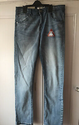 Bench Slim Fit Boys Jeans Size Age 13 Bnwt