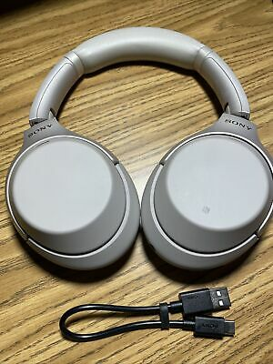 Sony WH-1000XM3 Wireless Noise-Canceling Over-Ear Headphones Silver - WH1000XM3