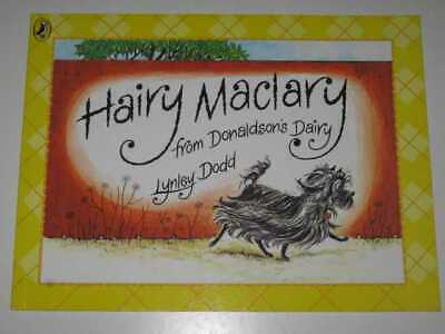 Hairy Maclary from Donaldson's Dairy by Lynley Dodd Softcover 9780140505313