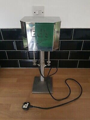 Ed`s easy diner drinks mixer BROKEN FOR SPARES OR REPAIRS COLLECTION ONLY