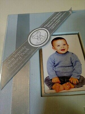 New Baby Imprint Memory Book Complete Kit