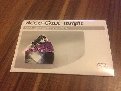 Accu-chek Accu Chek Insight Diabetic Insulin Pump Decoration Inlay (Adult Style)