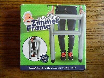 Joke Blow Up Zimmer Frame