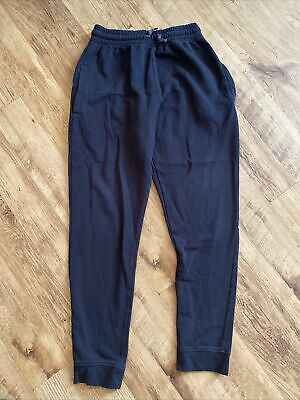 Next Boys Joggers Age 13 Years Slim Fit In Blue