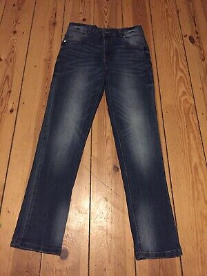 Boys Blue Zoo Jeans Size 12 Years Skinny Fit
