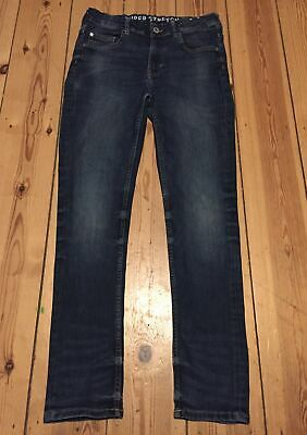 Boys H&M Jeans Size 11-12 Years Stretch Skinny Fit