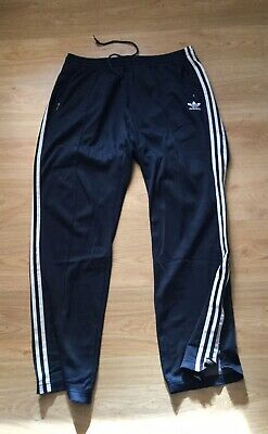 Men's Adidas Original Firebird Track Bottoms  XLrg