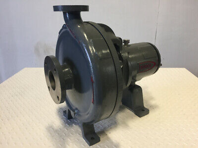 "Durco 2K3x1.5-13 ANSI Pump, 316SS, 13"" dia, Pattern#DT21852AD, #91660"