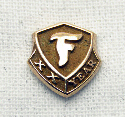 14K Pin - Firestone 20 Year Service Pin