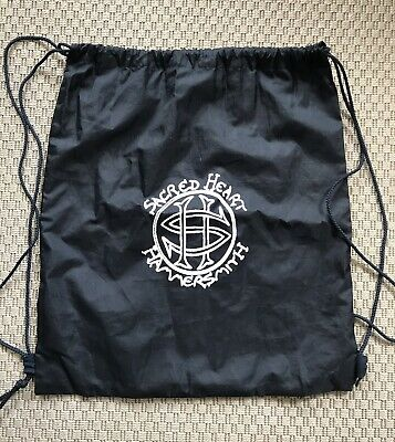 Sacred Heart School Hammersmith Blue PE Bag