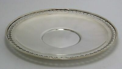 Sterling Silver Tray by Alvin # H38-1