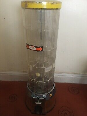 Sweet vending Tower, £1 vend Not Tubz or Clenport in used condition, Vends Pots