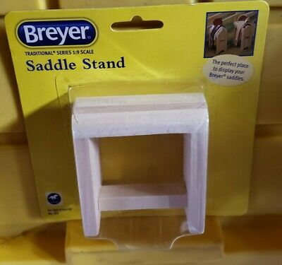 Breyer Wooden Saddle Stand NEW IN PACKAGE