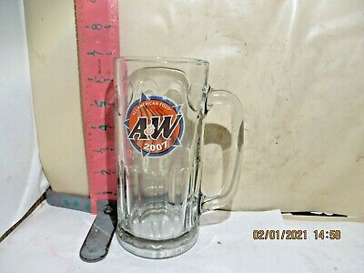 A&W All American Food 7 Inch Tall Root Beer Mug From 2007  - No Damage!
