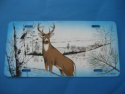 Deer  Wild Stag  Metal Sign    Picture  Plate  (Pk29)